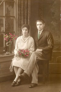 Pedro & Rosa's wedding portrait
