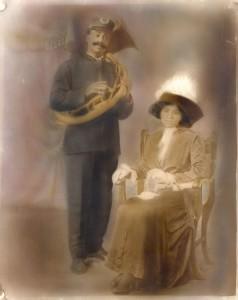 Leila Tucker McGriff and John McGriff