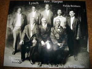 Third Baptist Church Elders, 1912